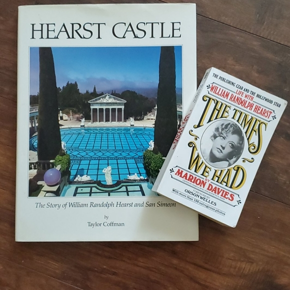 Other - Hearst Castle and Marion Davies Books